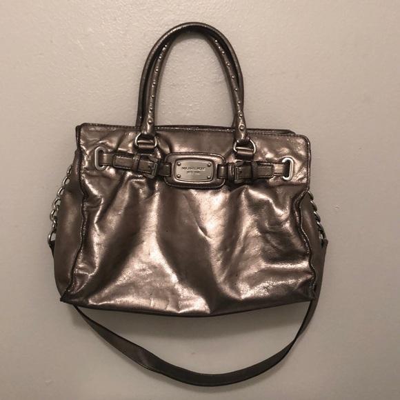 950b647712d9 Michael Kors Hamilton Handbag. M 5c74b0ba951996deb88befa3